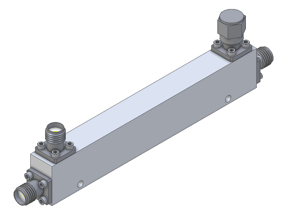 SMA Directional Coupler 6 dB from 500 MHz to 2 GHz