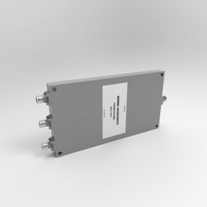 3-way SMA Power Divider from 2 GHz to 18 GHz