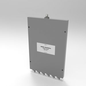 6-way SMA Power Divider from 2 GHz to 18 GHz