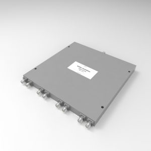 Power Divider, 8-way, 0.5-18GHz, SMA-Female